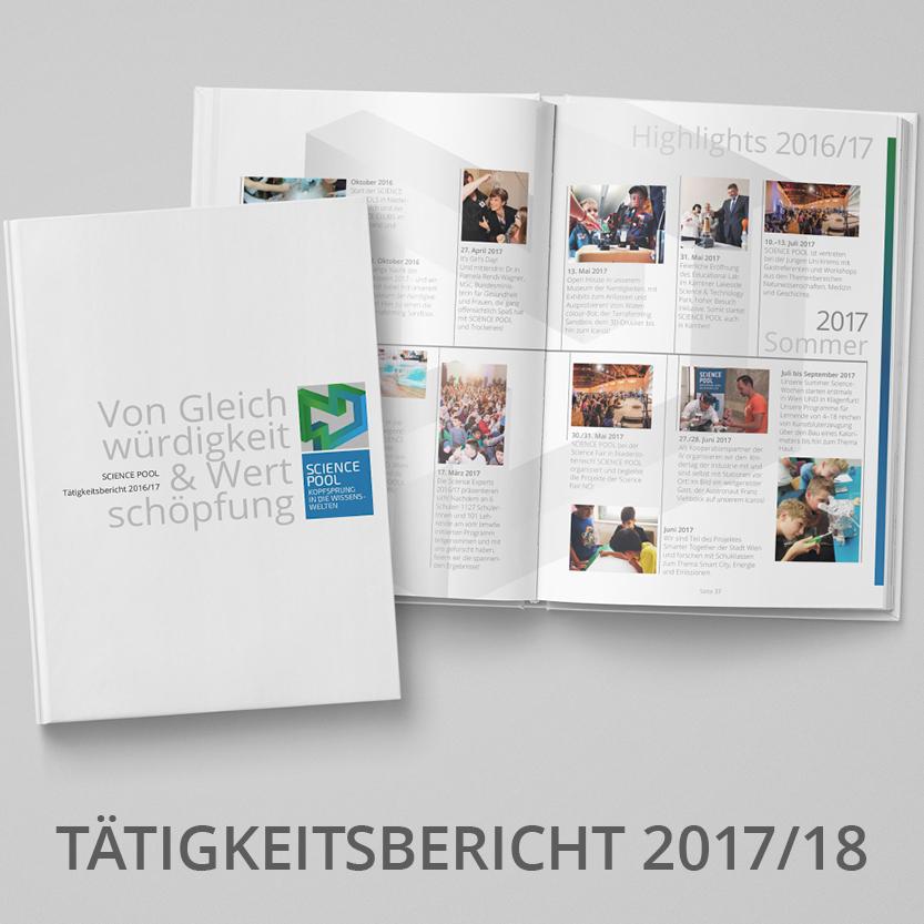 Tätigkeitsbericht 2017/18